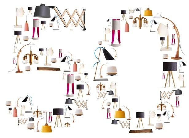 50 Jahre Domus Licht DesignOrt Berlin gratuliert zum Jubiläum