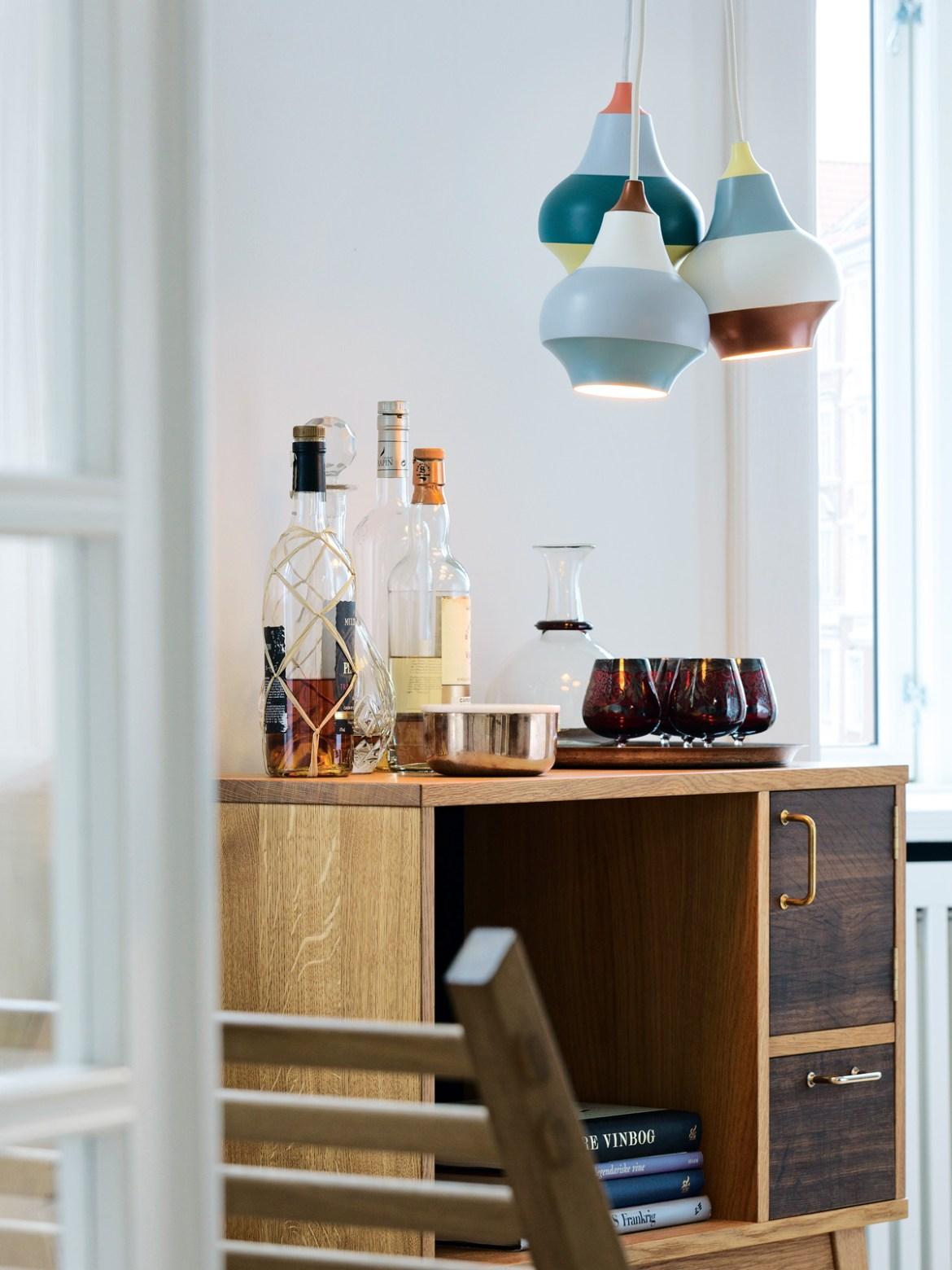 DesignOrt Blog: Louis Poulsen Pendelleuchten für Küche und Esszimmer Cirque