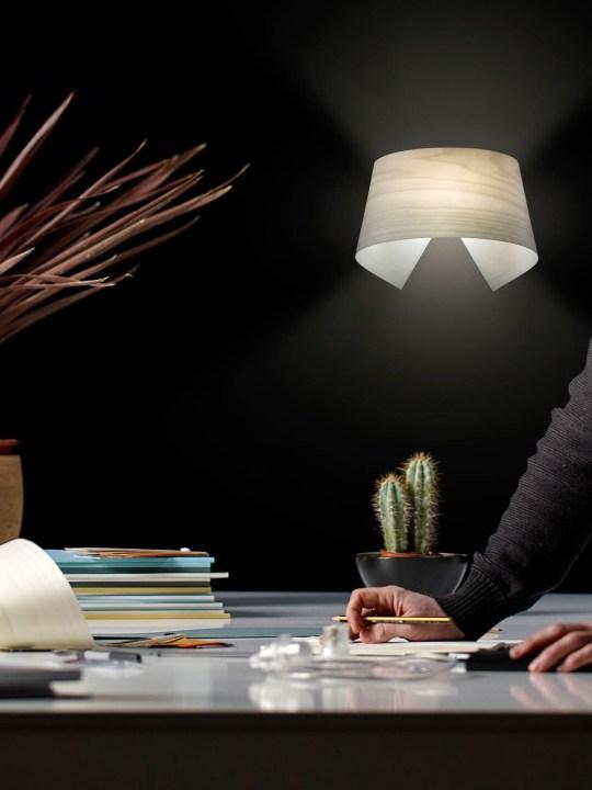 HI-COLLAR Wandleuchte LZF bei DesignOrt Onlineshop