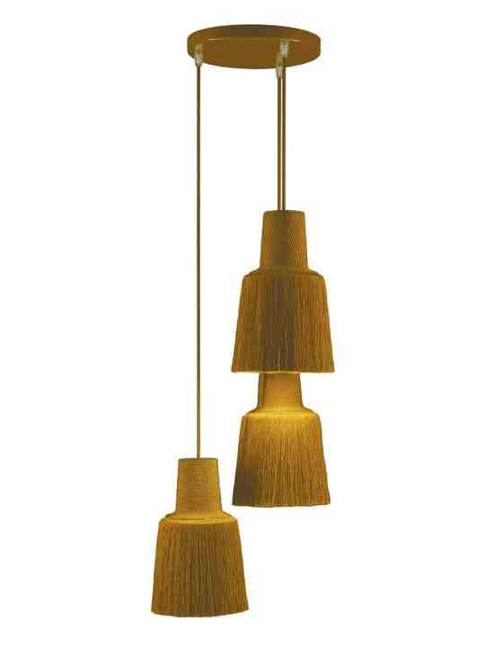 Kaskade Triplepascha Gold frauMaier DesignOrt Onlineshop
