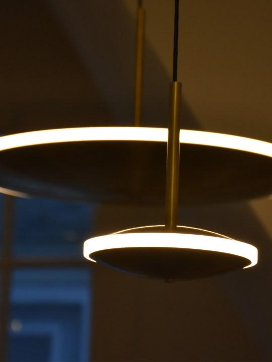 Messinglampen Pendellampen Chrona Lights LED Graypants