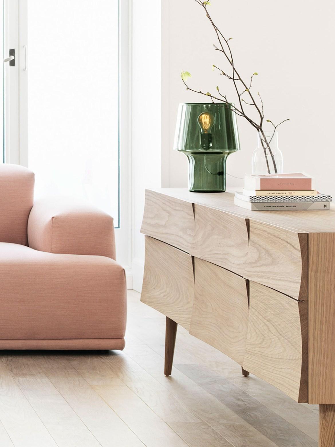 Designerleuchte Cosy in Grey Muuto New Nordic