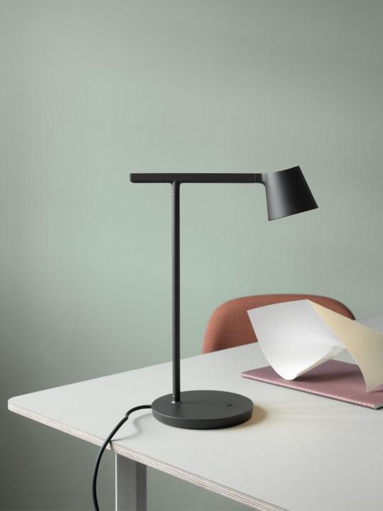 Schreibtischlampe Tip von Muuto