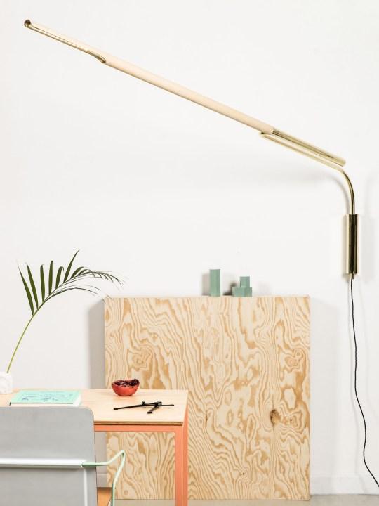 Wandleuchte Woodpecker von Schneid LED