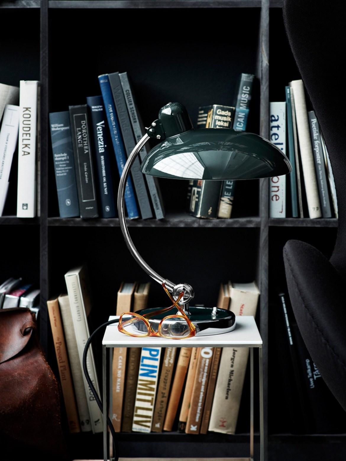 DesignOrt Blog: Klassische Designerleuchten Kaiser Idell Luxus