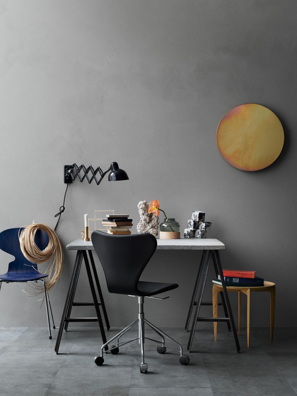 DesignOrt Blog: Wandleuchten X Mal Anders Kaiser Idell Wall Wandleuchte Scherenlampe Lightyears