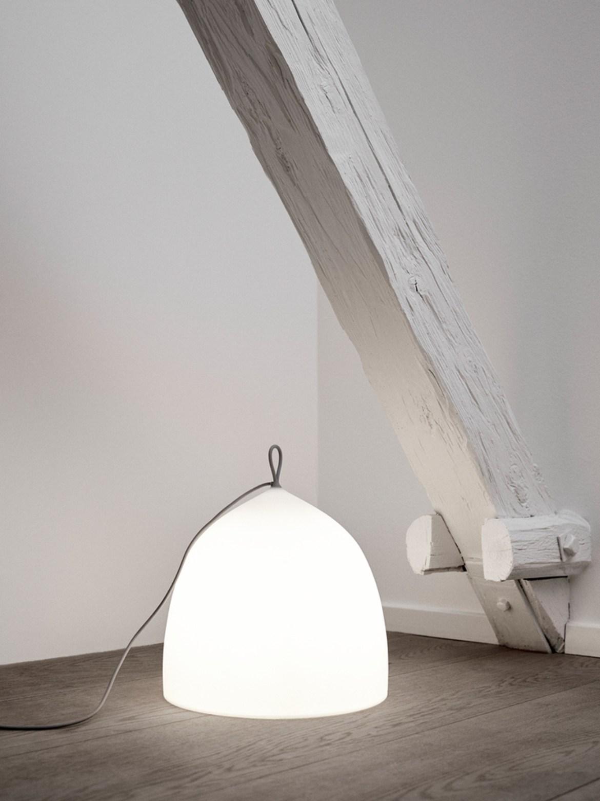 DesignOrt Blog: Trend: Bodenleuchten Stehleuchte Bodenlampe Suspense Nomad