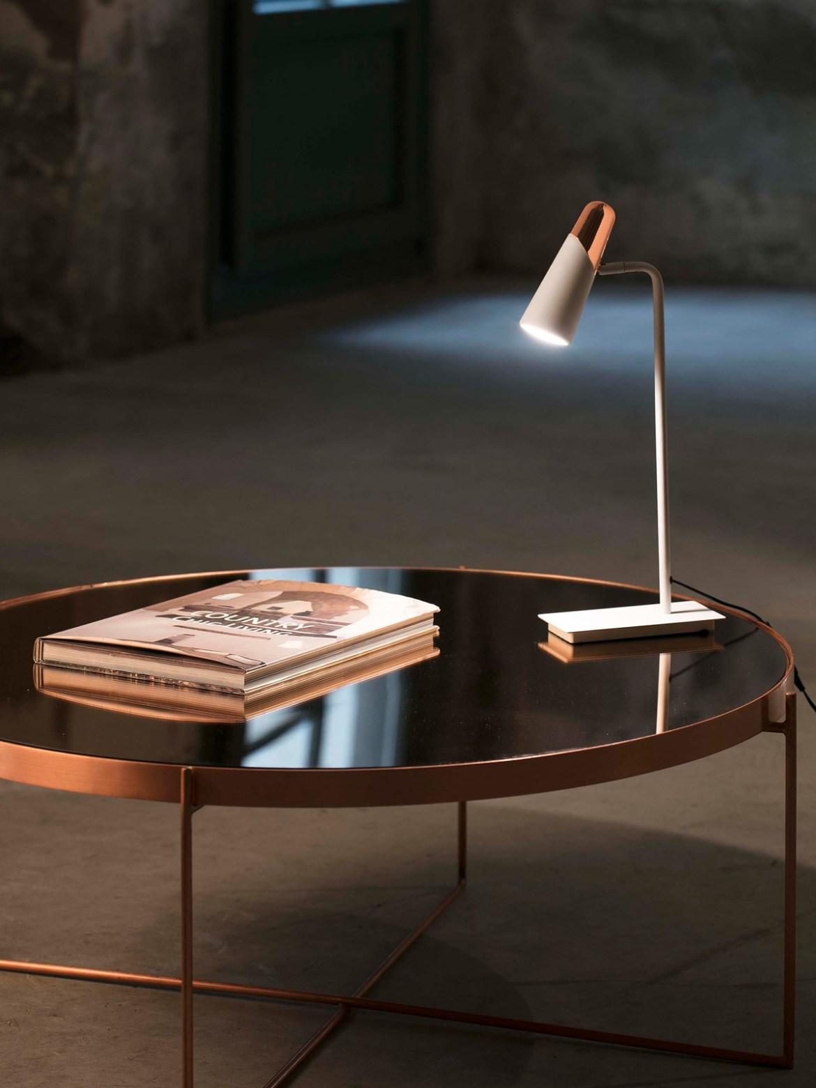 DesignOrt Blog: Designer im Portrait: Nahtrang Tischleuchte Lao Table