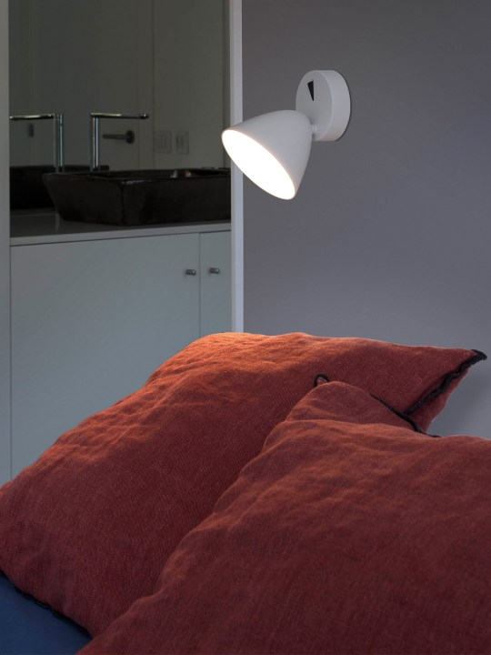 Wand Lampe Flash W Faro Barcelona