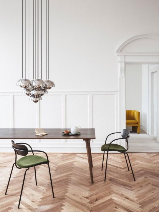 DesignOrt Blog: Retro Lampen Pendelleuchte Flowerpot in der Gruppe &tradition