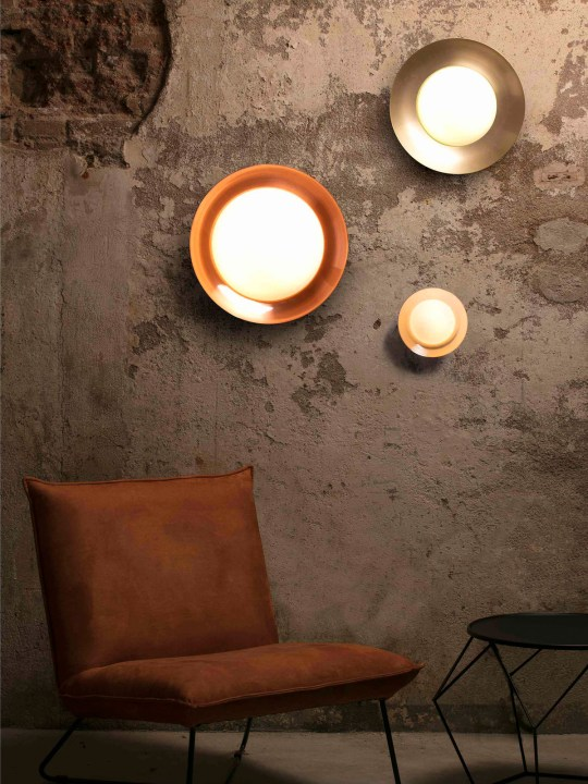LED Wandlampe Side Faro Barcelona