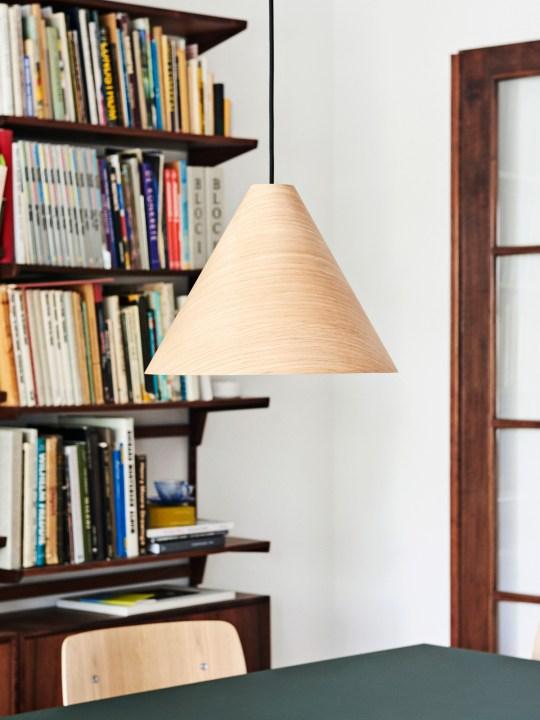 Hay Lampe aus Eiche 30degree M