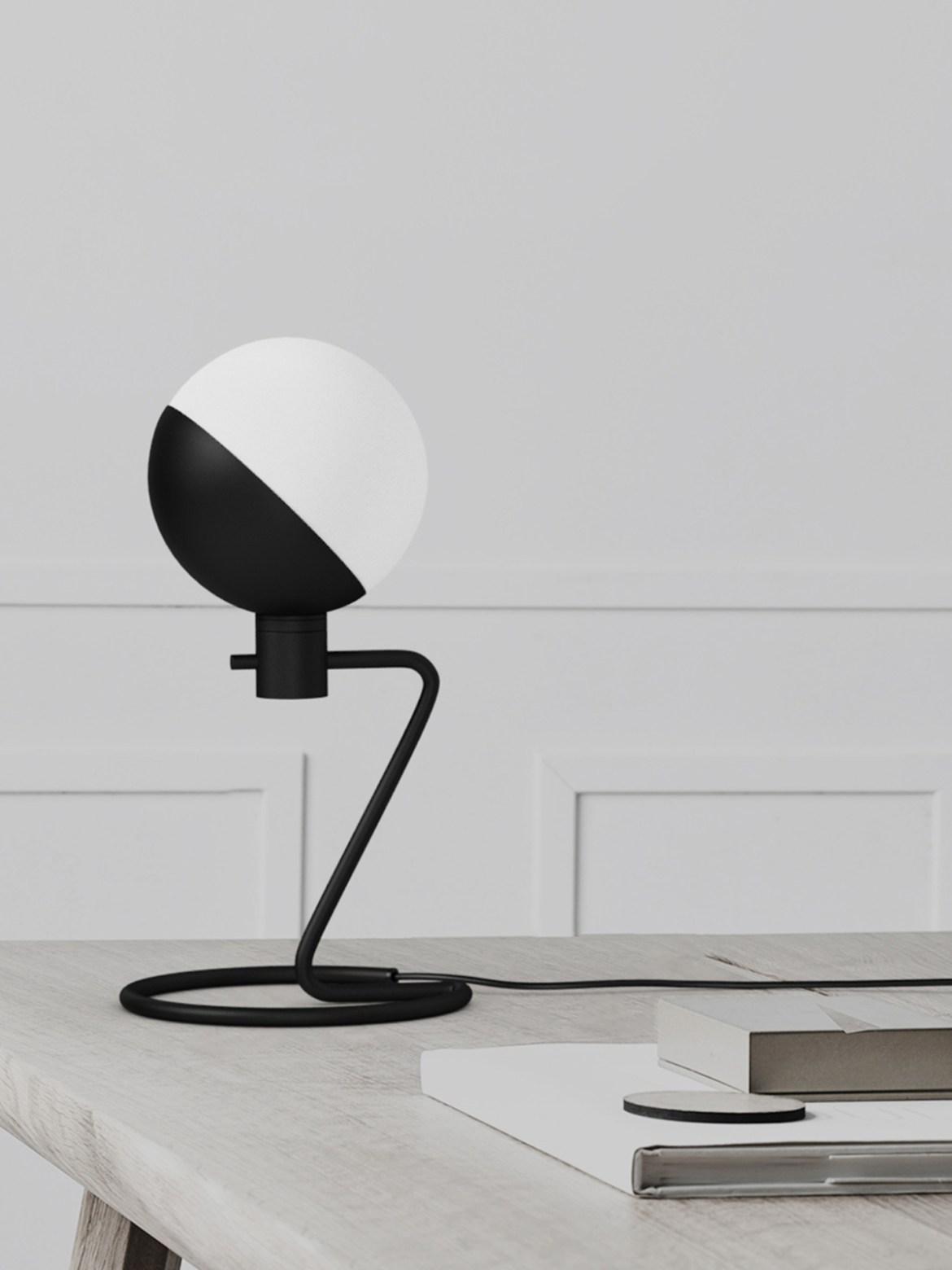 DesignOrt Blog: Die Designwelt von Grupaproducts BA-T Baluna T Grupaproducts Glasleuchte Opalglas