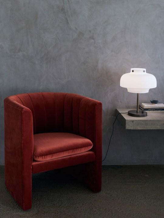 Tischlampe Copenhagen W &tradition