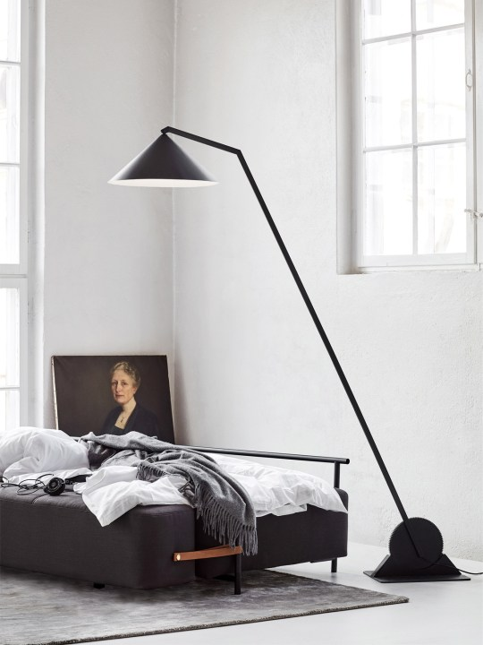 DesignOrt Blog: Grafische Designerleuchten Northern Lighting Gear Table Tischlampe