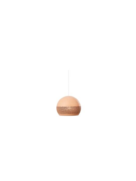 Keramiklampe SpongeRo! 10 Teracotta