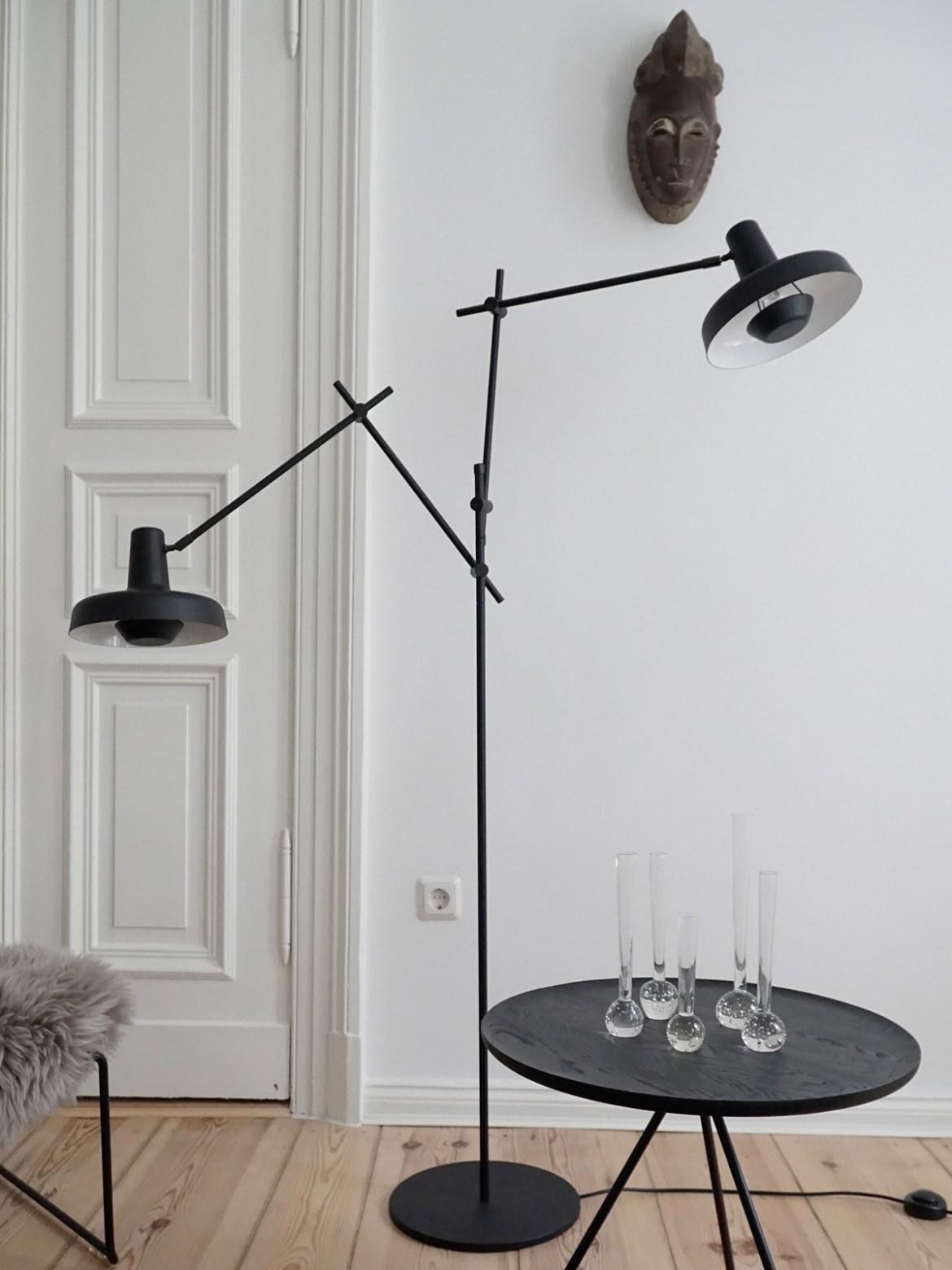 DesignOrt Blog: neue Stehleuchten bei DesignOrt Stehlampe Arigato Floor Grupa Products