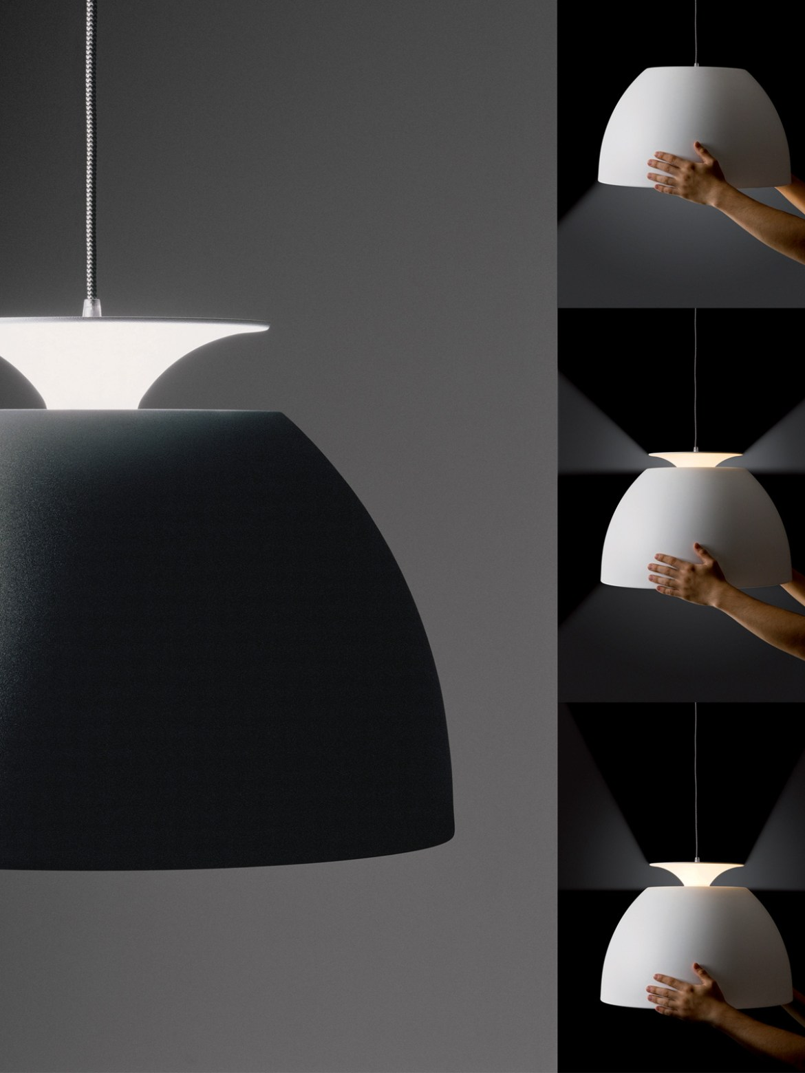 DesignOrt Blog: Designer im Portrait: Fernando Prado Bossa Designerleuchte Lumini