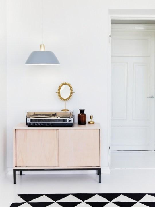 finnischer Design Klassiker Ihanne Leuchte Innolux Orno