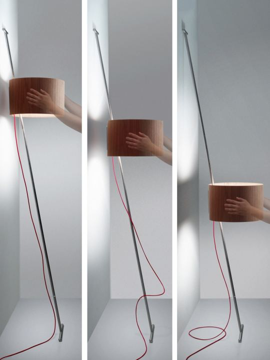Lumini Lift Stehleuchte skandinavisch Lampe