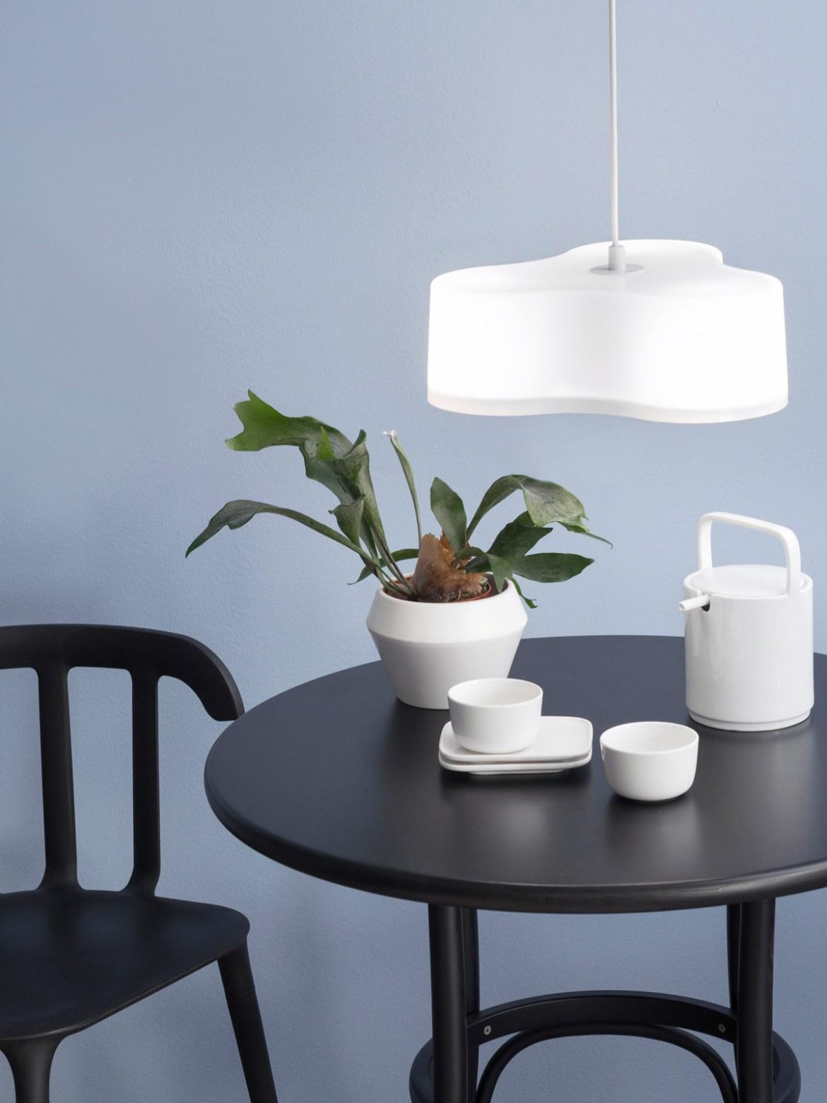 DesignOrt Blog: Designer im Portrait Tapio Anttila Innolux Triple Lampe von Tapio Anttila