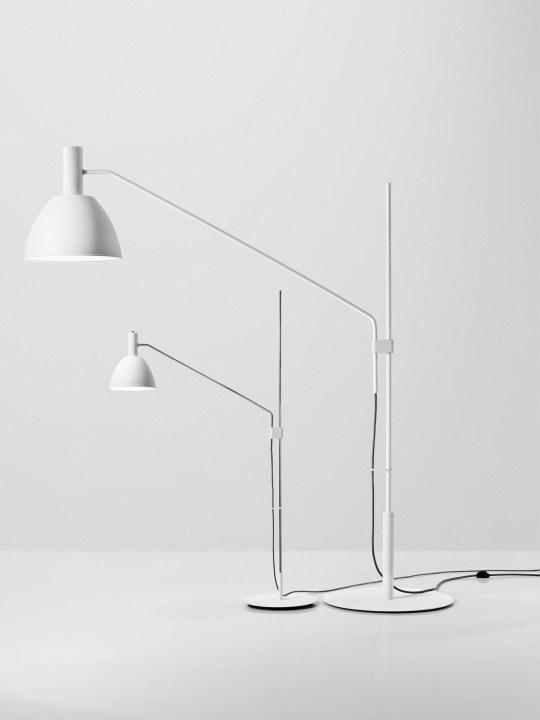 Lumini Stehleuchte Bauhaus 90 F