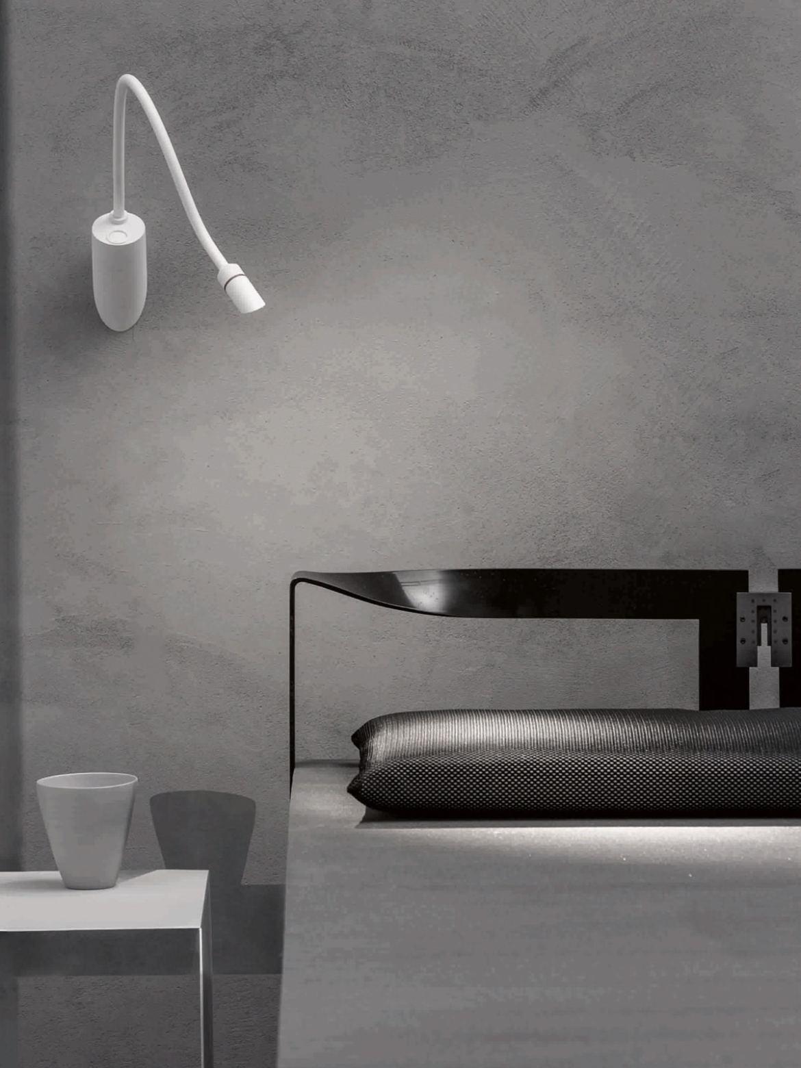 DesignOrt Lampen Blog: Bettleuchten X Mal Anders LED Wandlampe led it be Lumini