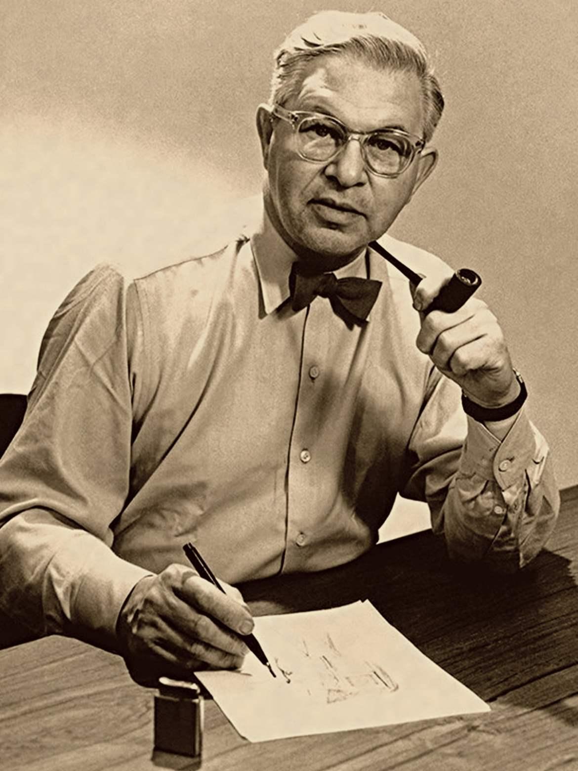 DesignOrt Blog: Designer im Portrait: Arne Jacobsen