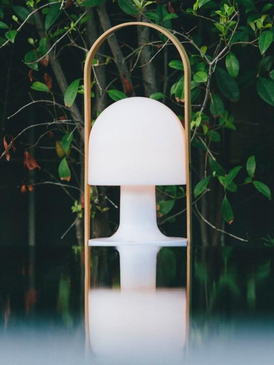 Follow me plus portable Leuchte LED dimmbar Marset