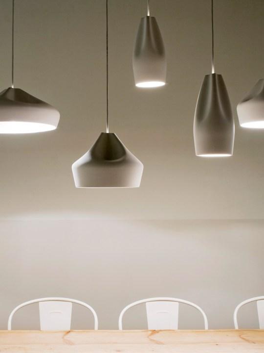 Pleat Box LED Marset Keramikleuchten