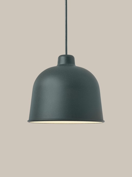Grain Dunkelgrün neue Farbe bei Muuto Designort