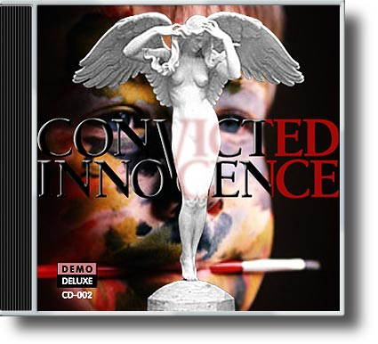 Convicted Innocence Demo CD Cover