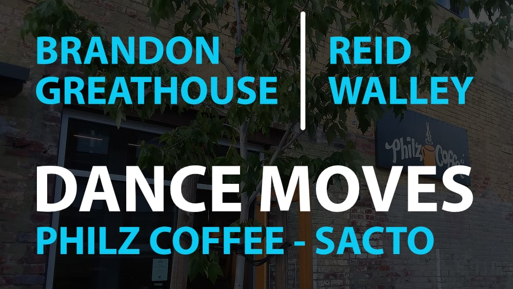Facebook Video Thumbnail: Brandon Greathouse and Reid Walley - Philz Coffee Dance Moves