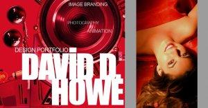Website David Howe HTML 800
