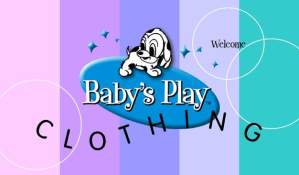 Baby's Play Clothing