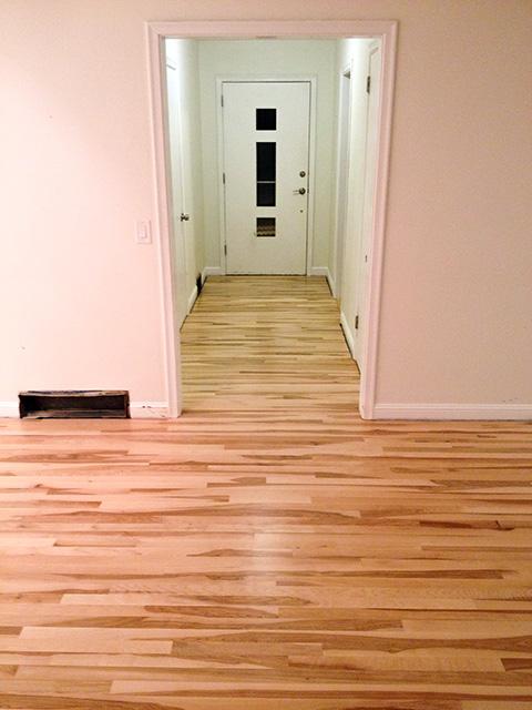 Got Wood Floors Sealing Our Hardwood Floors Part 3