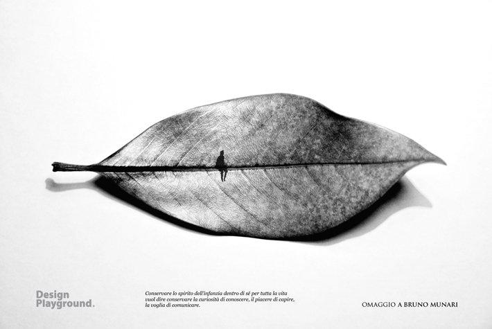 Design Playground Omaggio a Bruno Munari (Emanuele Serra)
