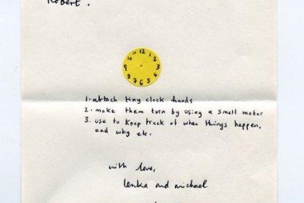 Lettere misteriose…  Lenka Clayton & Michael Crowe