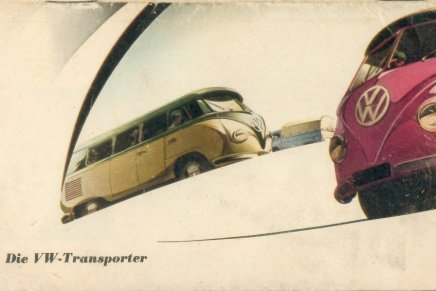 VW Transporter Brochure