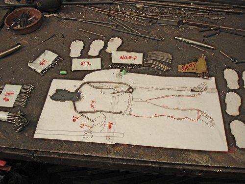 Disegni con il ferro, Frank Plant su designplayground.it