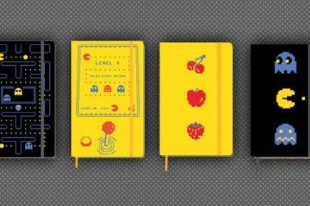 Moleskine celebra il 30° anniversario di Pac-Man