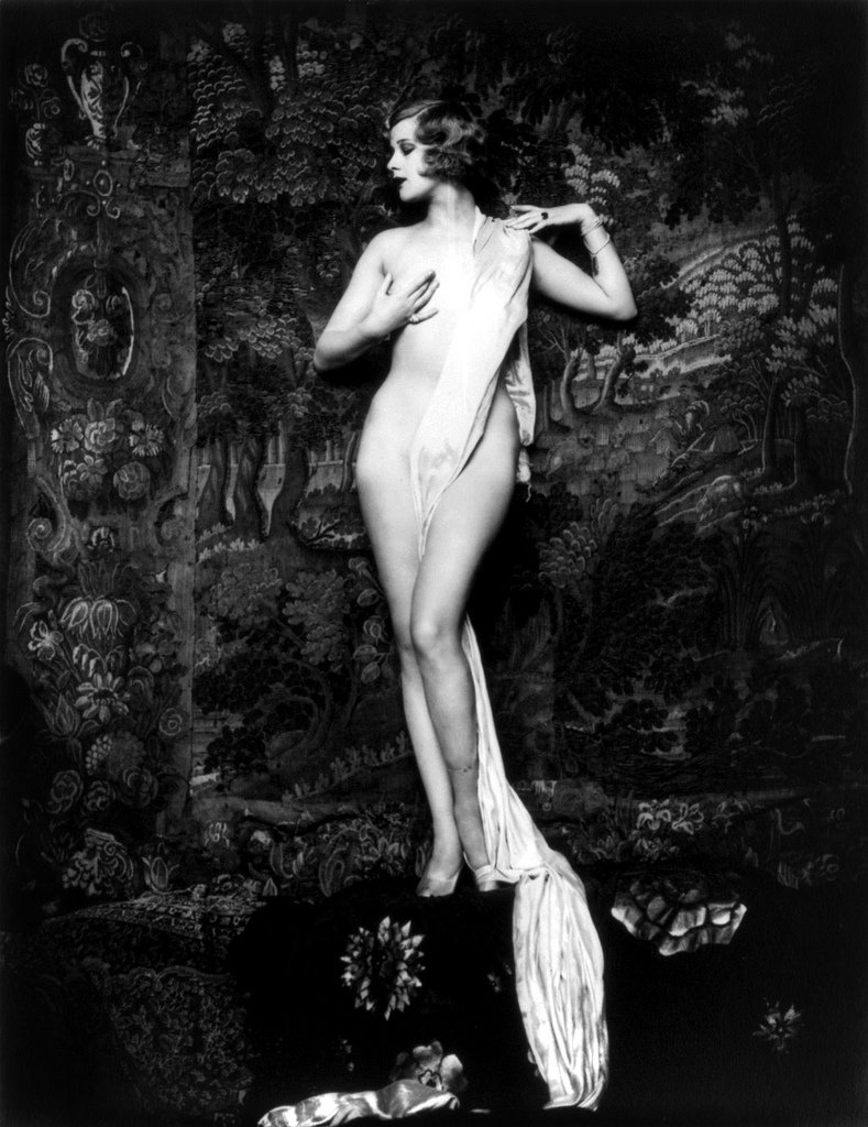 Hazel Forbes, Ziegfeld girl & Miss United States, by Alfred Cheney Johnston10
