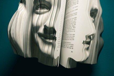 Written Portraits, campagna per la settimana del libro Olandese