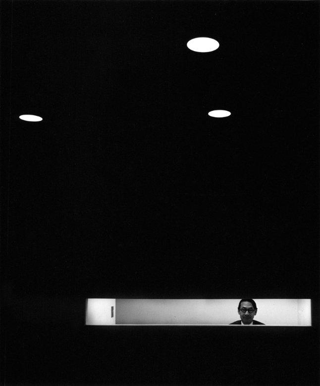 I.M. Pei, New York, NY, 1967