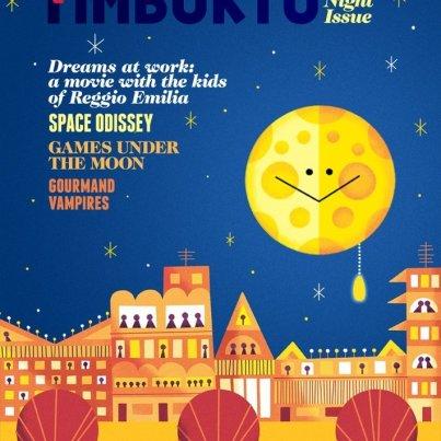 Timbuktu Magazine su designplayground.it