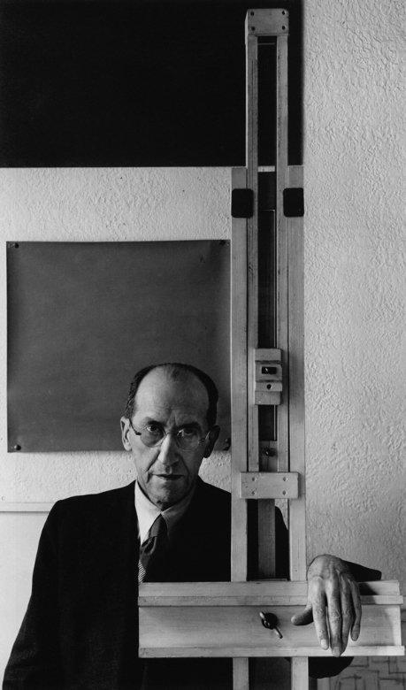 Piet Mondrian, New York, NY,1942
