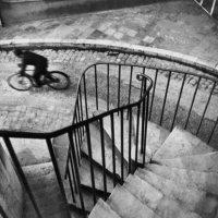 La bici in dieci immagini dei grandi maestri della fotografia