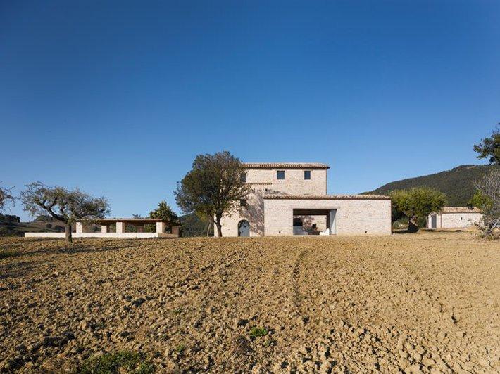 Casa Olivi, Markus Wespi e Jerome de Meuron