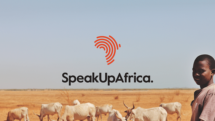 Speak Up Africa, il rebrand di DIA