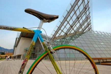 """""""Tutti in sella!"""" Al MUSE la mostra sulle biciclette storiche e Gino Bartali"""